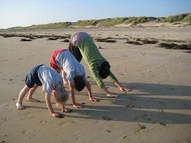 Yoga enfant strasbourg et vendenheim